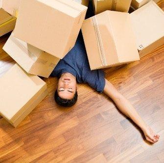 Съвети при преместване