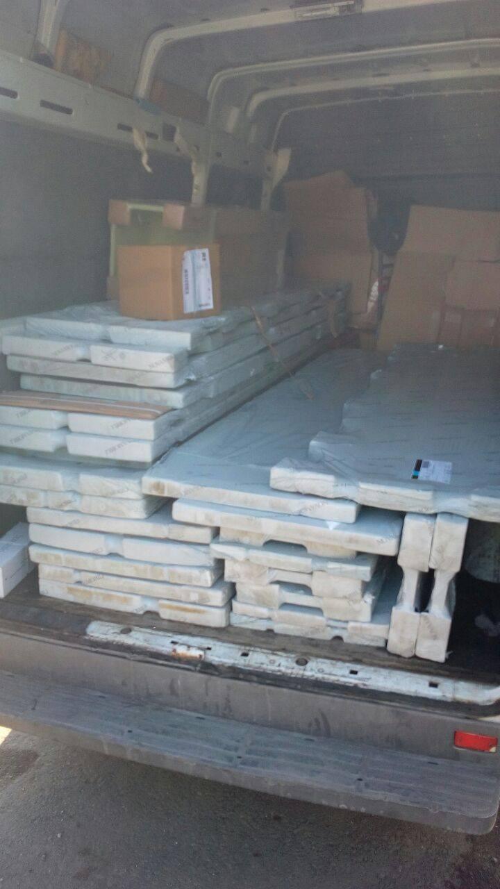 транспорт на строителни материали