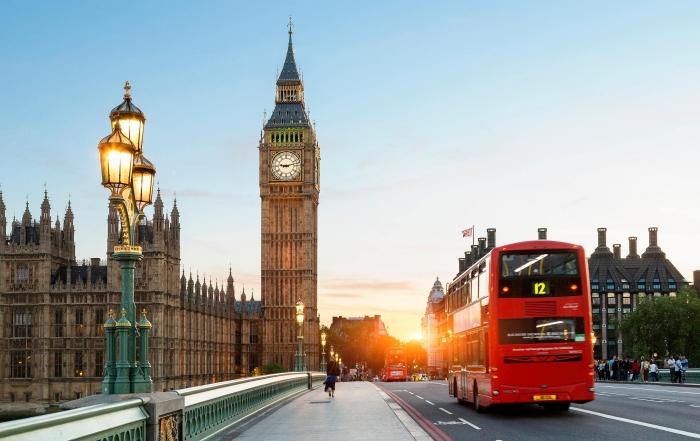 Транспортни услуги до Лондон